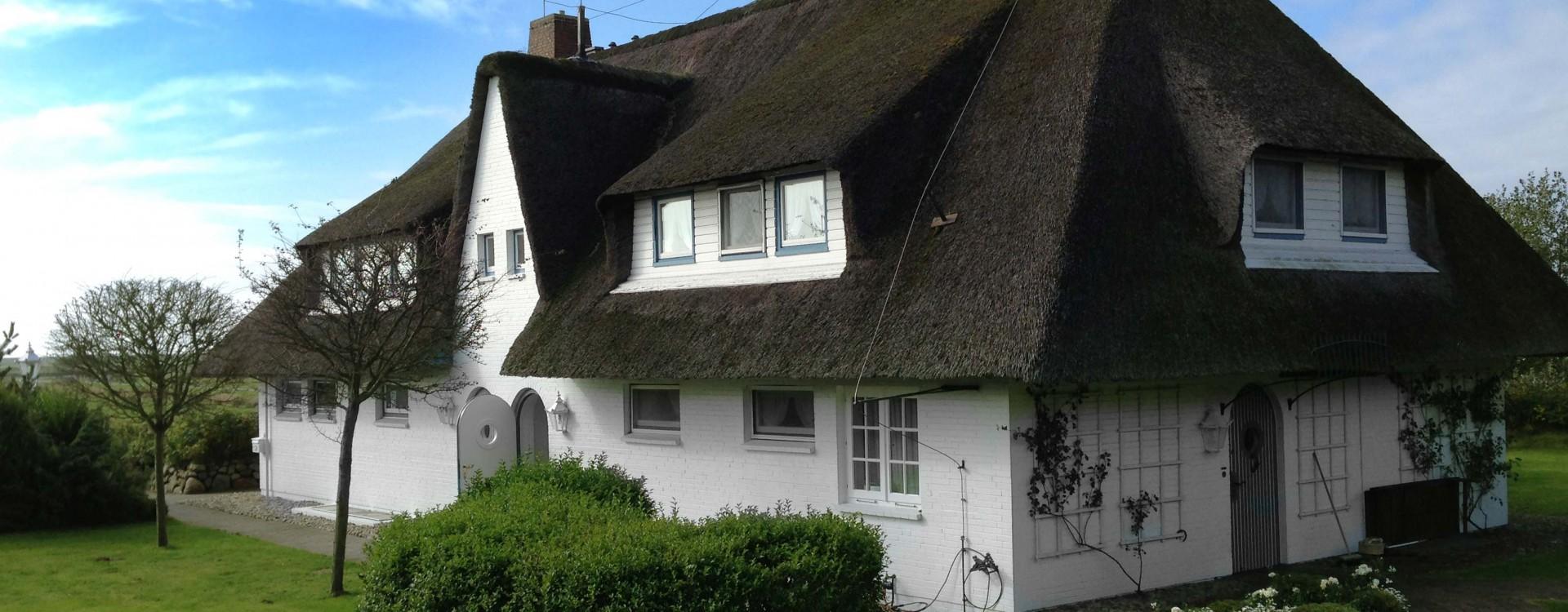 Das Sylthaus im idyllischen Archsum