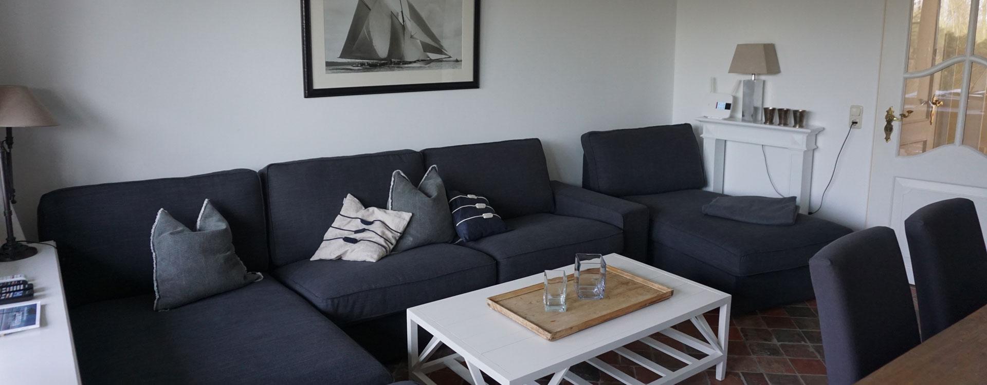 Wohnraum im Sylthaus (2)